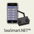 SeaSmart.Net NMEA 2000 Wi-Fi Wireless Marine Networking digital gages gauges instruments